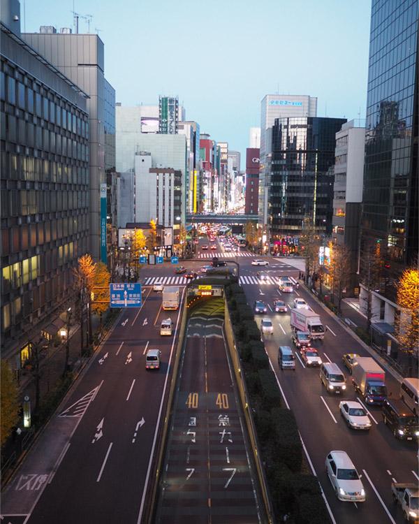Family on trip – Le strade di Tokyo