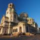 La cattedrale di Sofia