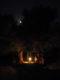 Karpathos: Il campo la notte