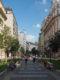 Belgrado, camminando per il centro vicino a Rice Kings
